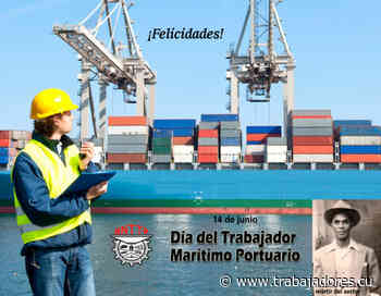 Día del Trabajador Marítimo-Portuario: Calitao y la aparente tranquilidad en Carúpano - Trabajadores de Cuba