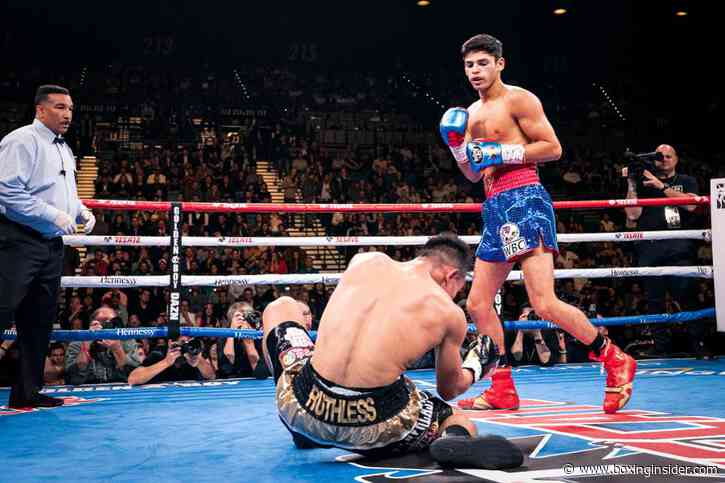 """Ryan Garcia: """"Anxiety Tried To Kill Me, F*ck That, I'm Coming Back With A Vengeance"""""""