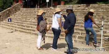 Visitantes de Monte Albán relajan medidas sanitarias - El Imparcial de Oaxaca