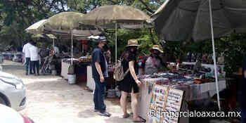 Artesanos de Monte Albán viven gradual recuperación - El Imparcial de Oaxaca