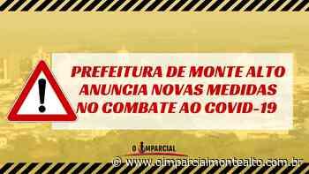 Prefeitura de Monte Alto publica novas medidas no combate à COVID-19 – Jornal O Imparcial - O Imparcial – Monte Alto