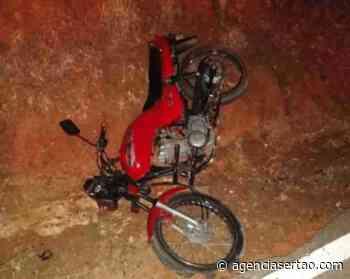 Acidente tira vida de mais um jovem em Palmas de Monte Alto - Agência Sertão