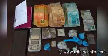 Em Taquaritinga (SP): Jovem é preso por tráfico de drogas no Jardim Paraíso II - Tribuna On Line