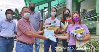 Em Taquaritinga (SP): 'Filhas de Jó' e 'Fraternidade Feminina Cruzeiro do Sul' fazem doação de mantas e cobertores à Santa Casa - Tribuna On Line
