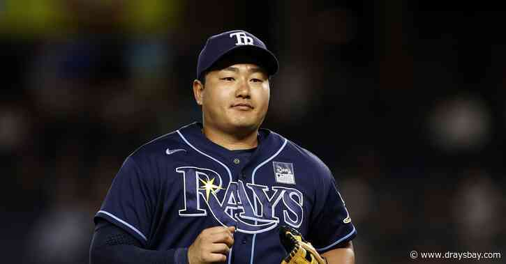 Tampa Bay Rays activate Ji-Man Choi, option Mike Brosseau