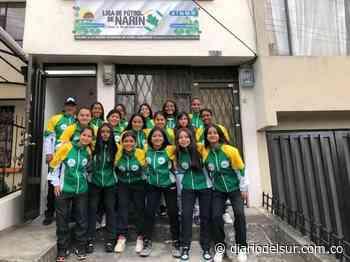 Nariño estará presente en zonal de fútbol femenino - Diario del Sur