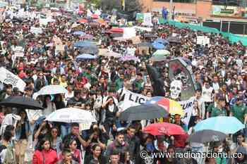 Ofrecen 50 millones de recompensa por autores de vandalismo en Nariño - http://www.radionacional.co/