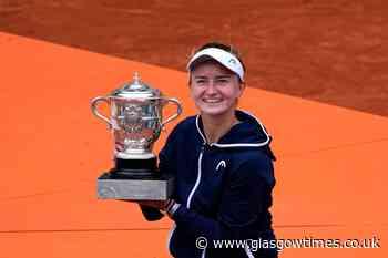 5 things about new French Open champion Barbora Krejcikova - Glasgow Times