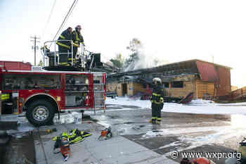 Stingray's Bar and Grill in Arbor Vitae Destroyed in Fire - WXPR