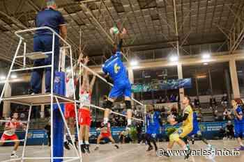 Le Volley Ball Arlésien vise encore plus haut - Arles info