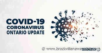 COVID-19 Ontario Update: June 12, 2021 - brockvillenewswatch.com