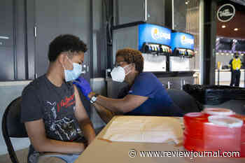 Nevada reports 439 new coronavirus cases, 4 deaths over weekend - Las Vegas Review-Journal