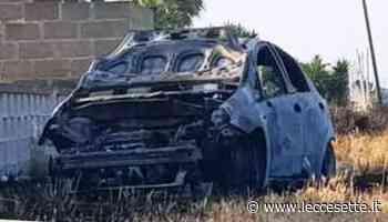 Auto rubata e poi data alle fiamme sulla provinciale: mistero a Gallipoli - LecceSette