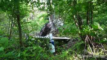 Ultraleichtflugzeug bei Montabaur abgestürzt - SWR