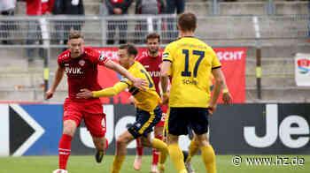Fußball-Landesliga: SV Neresheim: Ibrahim Hajtic geht zum TSV Essingen - Heidenheimer Zeitung