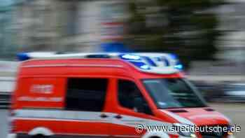 Hoher sechsstelliger Schaden bei Brand in Hayna - Süddeutsche Zeitung