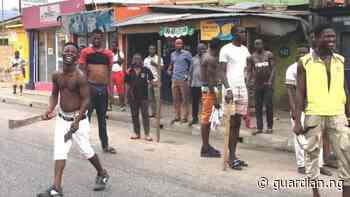 Abia council chairman confirms clash between soldiers, hoodlums - Guardian