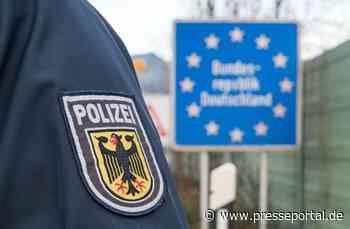 Bundespolizeidirektion München: Bundespolizei stoppt Trio bei Mittenwald / Kroate unter Schleusungsverdacht - Presseportal.de