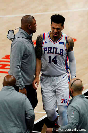 76ers' Rivers seeks fill-in for injured Green against Hawks - Your Valley