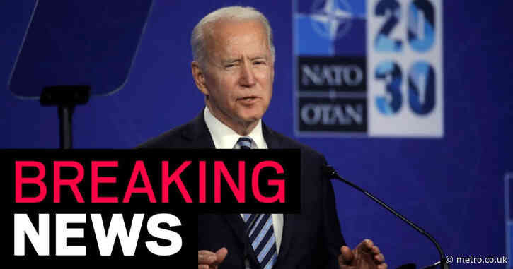 Joe Biden laughs when asked if he still thinks Vladimir Putin is a killer and says it doesn't matter