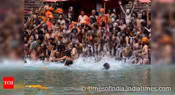 1 lakh Covid-19 tests during Kumbh festival fake: Report