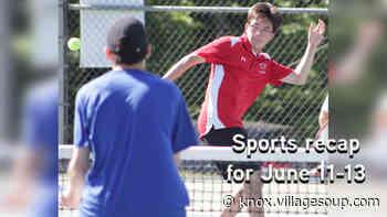 VillageSoup sports recap for June 11-13 - Rockland - Camden - Knox - Courier-Gazette - Camden Herald - Courier-Gazette & Camden Herald