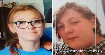 Police launch search for missing teenage girls