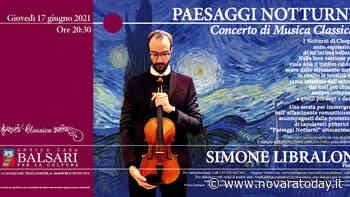 """""""Paesaggi Notturni"""": a Borgo Ticino concerto di musica classica e proiezione capolavori pittorici - NovaraToday"""