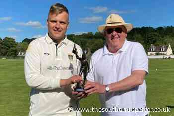 Hawick overcome Selkirk in lacklustre cricket derby - The Southern Reporter