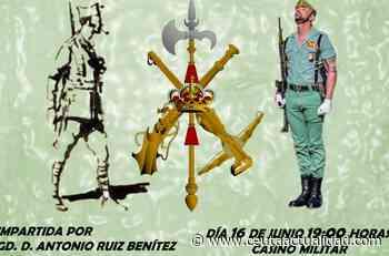 """Conferencia sobre """"La Legión cien años de historia, cien años de gloria"""" - Ceuta Actualidad"""