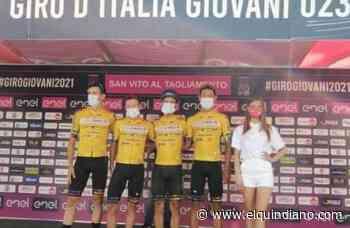 """Con más """"pena que gloria"""" termina la participación de Colombia en el Giro de Italia Sub-23 - El Quindiano S.A.S."""