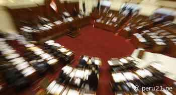 El Parlamento inicia la cuarta legislatura sin pena ni gloria - Diario Perú21