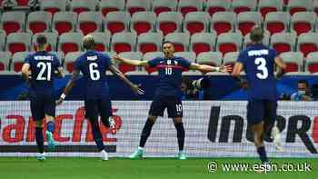 France, Germany can provide group stage's best game