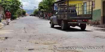 Piden reparar hundimientos en Nahuizalco - La Prensa Grafica