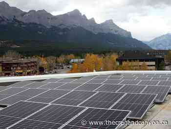 Canmore Recreation Centre increasing solar panels - The Crag and Canyon