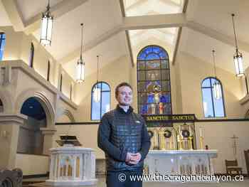 Canmore catholic church apologizes for removing little shoes - The Crag and Canyon