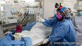 Murieron 687 personas y 21.292 fueron reportadas con coronavirus en las últimas 24 horas - Télam