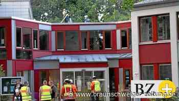 Kästorfer Heime: Mitarbeiter löschen selbst Feuer auf Dach