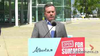 Kenney says federal government should look at mandatory sentences for hate crimes after reported Edmonton attack