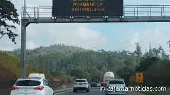 Interdição da Rodovia dos Bandeirantes congestiona Via Anhanguera - Cajamar Notícias