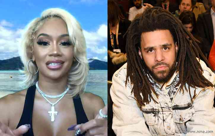 Footage re-emerges of Saweetie rapping for J. Cole before she was famous
