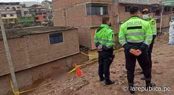 San Juan de Miraflores: aparece cuerpo de joven de 18 años tras pelea de pandillas - LaRepública.pe