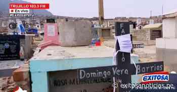 """Trujillo: cementerio """"Miraflores"""" se encuentra al borde del colapso por fallecidos a causa de la covid-19 - exitosanoticias"""