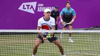 Alex De Minaur And Cameron Norrie Advance At Queen's - ATP Tour