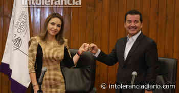 En San Pedro Cholula habrá continuidad de proyectos: Paola Angón - Intolerancia Diario