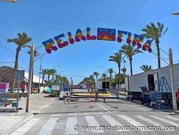 Las fiestas de San Juan y San Pedro contarán con cuatro grandes escenarios - Castellón Información