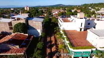 San Pedro: Recambio de cañerías y cloacas en calle Vélez Sarsfield avanza a buen ritmo - Jujuy al día