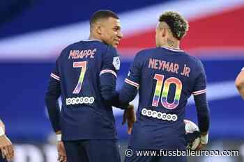 Wie Neymar den Real-Wechsel von Kylian Mbappe blockiert - Fussball Europa