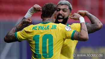 Im Video: Brasiliens souveräner Copa-Auftakt dank Neymar - kicker