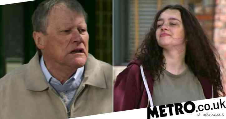 Coronation Street spoilers: Roy Cropper's heartbreak as drunken Nina Lucas hits rock bottom